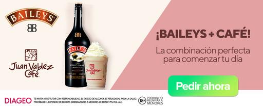 Baileys + Cafe