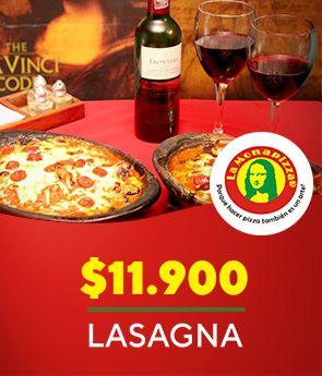 Lasagna $ 11.900