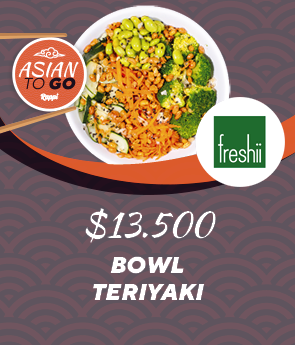 Bowl Teriyaki