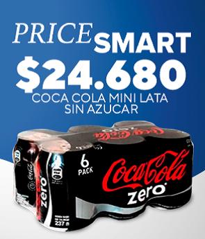 coca cola PriceSmart Chia 210519