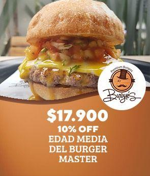 Edad Media del Burger Master 10%