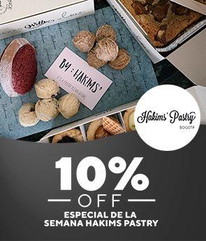 Especial de la Semana Hakims Pastry