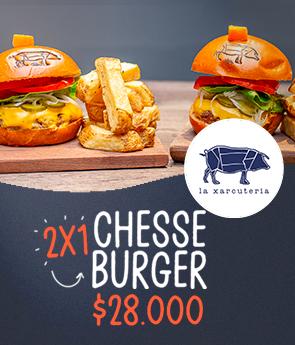 Cheese burger 28k