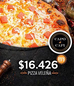 pizza veleña