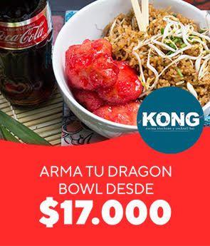 Kong arma tu dragon bowl